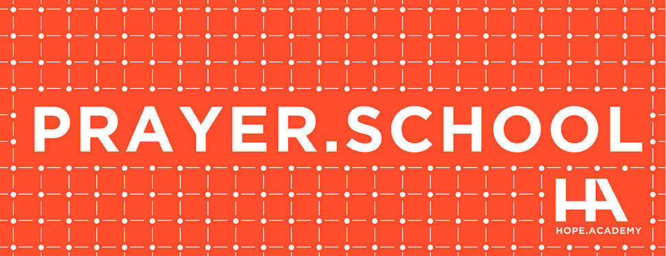 1 - Prayer school red